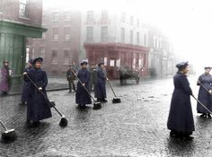 Cleaning the Liverpool streets Embedded image permalink