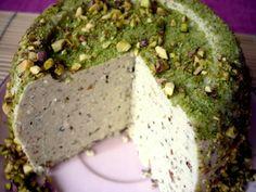 Wegański ser z zielonym pieprzem!