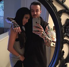 rosa mendes and Fiance bobby schubenski Rosa Mendes, Wwe Couples, Wwe Tna, Old And New, Bobby, Wrestling, Selfie, People, Lucha Libre
