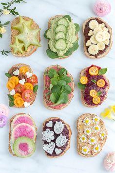 Summer Recipe Ideas   Toast Recipes
