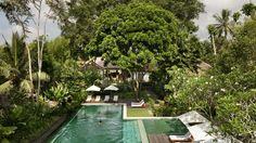 Trois hôtels pour une lune de miel à Bali