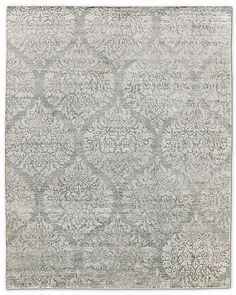 Nahla Rug Silver Restoration Hardware Pinterest Products Rugs And Silver