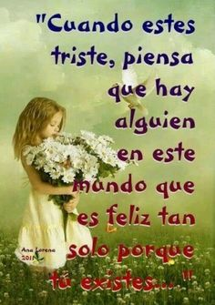 Read More About Triste. Positive Messages, Positive Quotes, Positive Phrases, Motivational Phrases, Spanish Greetings, Gods Love Quotes, General Quotes, Good Morning Inspirational Quotes, Quotes En Espanol