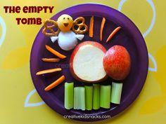 Resurrection Day Easter Breakfast for kids