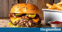 It was hard to tell the difference when I bit into the burger and washed it down with a milkshake #food #health