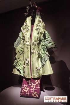 Expo Du 22 février au 22 mai 2017:  Kimono, au bonheur des dames au musée Guimet, Paris
