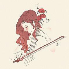 Music Design Instruments Cello 51 Ideas For 2019 Arte Cello, Cello Art, Cello Music, Music Drawings, Art Drawings, Music Illustration, Music Images, Music Love, Belle Photo