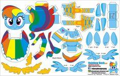 [Imágenes] Colección de Papercrafts parte 2 - Taringa!