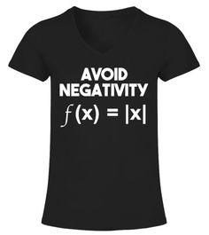 Tshirt Avoid Negativity Funny Math Problem Tee fashion for men #tshirtforwomen #tshirtfashion #tshirtforwoment