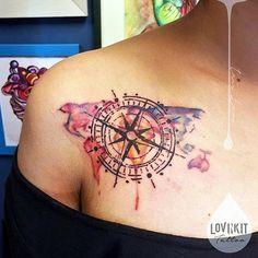 Image result for shoulder tattoos for women
