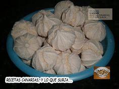 RECETAS CANARIAS, Y LO QUE SURJA...: SUSPIROS DE MOYA