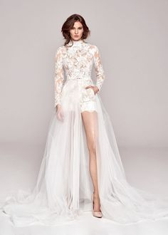 a3433c4c22a Robe de mariée Sylwia Kopczynska à Paris - Robes de mariée créateur Robe De  Mariée Sexy