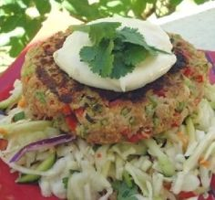 Recipe of the Day: Tasty Thai Tuna Burgers