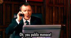 gif doctor who David Tennant Jack Harkness John Barrowman Tenth ...