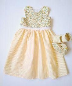 M/ädchen Baumwolle Leinen Kleid LeeMon Baby Sling Kleid Prinzessin Rock Sommer Cool Bequem Kleiden