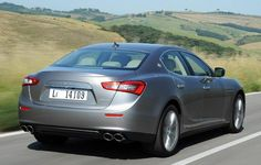 Maserati Ghibli Specifications - http://autotras.com