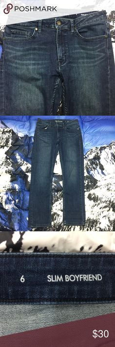🔥 Calvin Klein Slim Boyfriend Jeans Size 6 Calvin Klein Slim Boyfriend Jeans  ,Please Refer to the Pictures  Size 6  Measurements:  Waist - 15 (30) in  Rise - 9.5 in  Inseam - 27 in  Leg Opening - 6 in  Thank You for checking Out This Item :) , Be sure to add other Items from my Closet to Your Bundle before you Checkout for 10% off your order!  Fishman4.1-DD-46 Crossx Calvin Klein Jeans Boyfriend