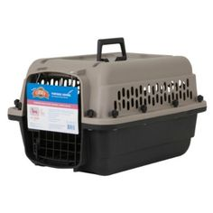 Grreat Choice® Dog Carrier at PetSmart. Shop all dog carriers & crates online Flying With Pets, Flea Shampoo, Dog Cages, Waste Disposal, Wild Bird Food, Dog Carrier, Pet Carriers, Pet Memorials, Dog Supplies