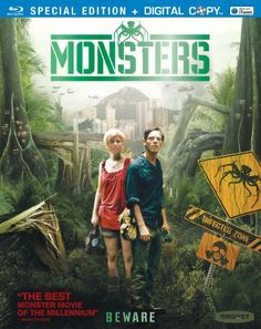 Monsters (2010) - Science fiction with a touch of horror, but not what I expected the first time I saw it. Leaves you wondering who the monsters really are.