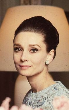 Audrey Hepburn - always so classy. A lot of people in Hollywood should take a lesson from her book.