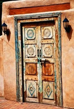 ✢ STYLE ✢ Viva Mexico |  Door