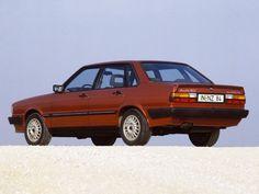 Audi 80 B2 (1978)