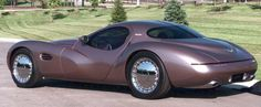 Chrysler Atlantic — The Chrysler Atlantic was a retro concept car created by Chrysler. It was first shown in 1995. The Atlantic was designed by Bob Hubbach and inspired by the Bugatti Atlantique.
