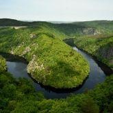 Vltavské vyhlídky II. - vyhlídka Máj | Michal Kupsa River, Outdoor, Outdoors, Outdoor Games, Outdoor Life, Rivers