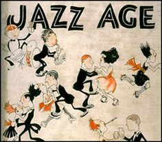 Jazz Age Political Cartoons