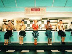 old milkshake bar