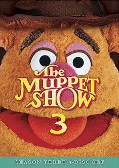 Bigger celebrities and bigger laughs for the third season of the Muppet show.