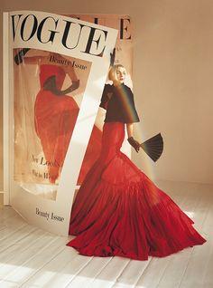 Tim Walker - Vogue Italia, dicembre 2005
