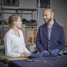 Two years ago, I wrote enthusiastically about the launch of Levi's bespoke denim service - Lot No.1. Here was the prospect of getting perfectly fitting jeans, in exactly the cut you wanted, made by a Row-trained cutter.  The service provided by Lizzie Radcliffe at Levi's proved to be very good, and I now have two pairs I wear exclusively (all other denim, that Albam, Kapital and Full Count, having fallen by the wayside). Pleasingly, I was also told that the main coverage at the time came…