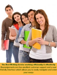 Private essay writing service
