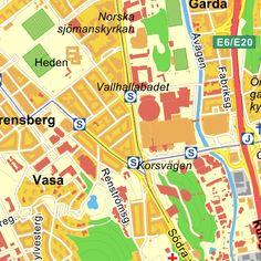 Karta centrum göteborg - Snygga uppdaterade kartor på Eniro