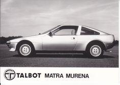 Talbot Matra Murena Coupé
