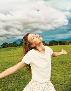 karlie kloss | t magazine| by ryan mcginley