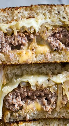 Patty melt