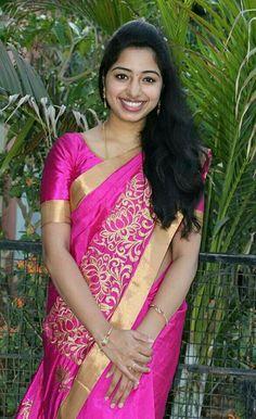 Beautiful Girl In India, Most Beautiful Indian Actress, Beautiful Girl Image, Beautiful Saree, Beautiful Women, Beauty Full Girl, Beauty Women, Satin Saree, Silk Sarees