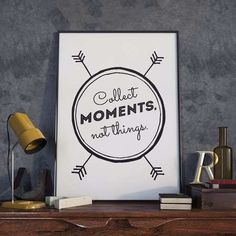 poster collect momentns