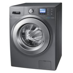 Samsung   Description:  Water Efficiency : Excellent  Water Consumption : 6.10litres/kg Cotton60+Intens    Features:  Compact outside, huge inside  Despite its compact size, the Samsung washer & dryer allows up to 12kg load capacity. You can also dry up to 8kg of laundry in th