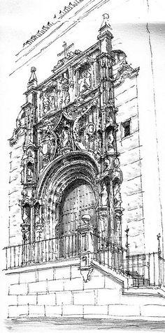 Málaga, Iglesia del Sagrario | Flickr - Photo Sharing!
