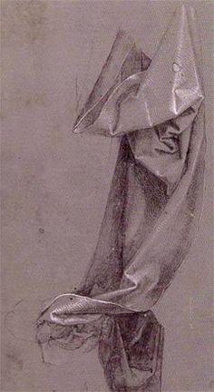 Albrecht Durer drapery study