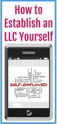 How To Establish An Llc Yourself The Ultimate Guide Business