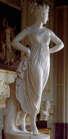 Antonio Canova  Dancer