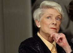Ruth Leuwerik, age 91 died today. She was one of Germany's most popular actresses during the Adenauer era.