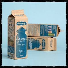 Dairy Packaging, Cheese Packaging, Ice Cream Packaging, Honey Packaging, Beverage Packaging, Pretty Packaging, Efficient Packing, Old Milk Cans, Kids Health