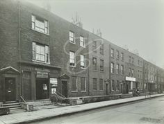 Cable street Irish Catholic, East London, Back In The Day, Family History, Old Photos, Past, Old Things, Cable, Street View