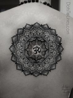 What does sacred geometry tattoo mean? We have sacred geometry tattoo ideas, designs, symbolism and we explain the meaning behind the tattoo. Mandala Flower Tattoos, Mandalas Tattoos, Flower Mandala, Mandalas Painting, Mandalas Drawing, Design Tattoo, Tattoo Designs, Mandala Avant Bras, Trendy Tattoos