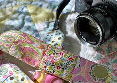Camera Strap by Cindy {K}, via Flickr